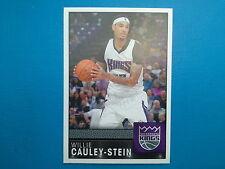 2016-17 Panini NBA Sticker Collection n.358 Willie Cauley-Stein Sacramento Kings