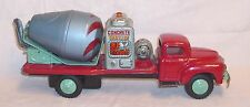 CRAGSTAN FORD CONCRETE SERVICE MIXER SEMI TRUCK TIN TOY JAPAN