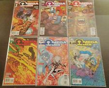 Omega Men #1-6 ~ by Andersen Gabrych / 6 ISSUE LOT ~ 2006 (9.0) WH