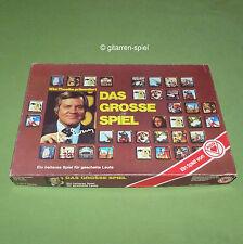 Wim Thoelke Das große Spiel ab 12 Jahren v. ASS ©1975 mit WIM & WUM RAR KULT TOP