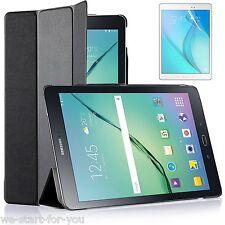 """Samsung Galaxy Tab S2 Schutz Hülle+Folie 9.7"""" SM-T810/T815 Tasche Case Cover 3SW"""