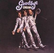 CREAM Goodbye CD BRAND NEW Remastered Eric Clapton