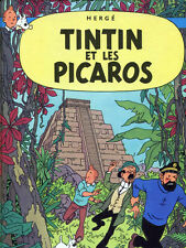 "18x24""Decoration Poster.Interior design studio.Tintin et les picaros.French.6312"