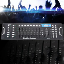 DMX 512 192 Channel Operator Console Controller for Stage DJ Party Lighting Lamp