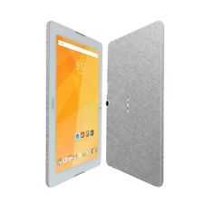 Skinomi Brushed Aluminum Skin+Screen Protector For Acer Iconia One 10 B3-A20