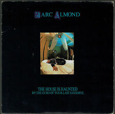 "MARC ALMOND - 7"" - The House Is Haunted (2 x 7"" Gatefold Sleeve) UK. Soft Cell"