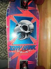 Old School SkateBoard 1987 Tony Hawk Powell Peralta  Mini Bottleneck.