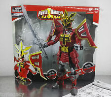Power Rangers Samurai - Red Shogun Battlized Ranger, Bandai 2011