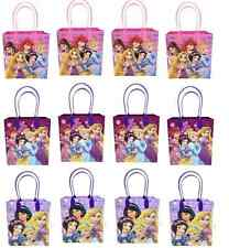 12 bags PRINCESS Party Favor Goody gift Candy bags birthday mickey minnie
