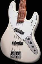 Sandberg California Umbo 4 String Bass Guitar Virgin White w/ gigbag