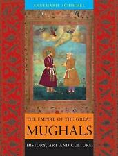 The Empire of the  Great Mughals: History, Art and Culture-ExLibrary