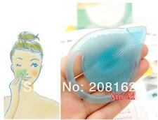 1PC Cleaning Pad Wash Face Facial Exfoliating Brush SPA Skin Scrub Cleanser Tool