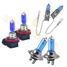 100W XENON BULBS FOR Skoda Superb DIP MAIN BEAM AND FOG LIGHT H7 H3 H8 2008-12