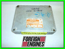 JDM TOYOTA MR2 AW11 ECU ECM 4AGE 89661 17010