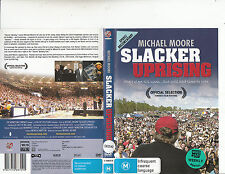 Slacker Uprising-2007-Michael Moore-Movie-DVD