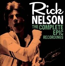 Rick Nelson - The Complete Epic Recordings. 2 CD Set. Country Rock