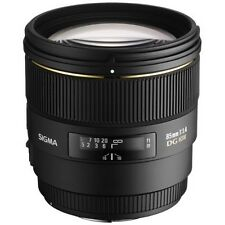 Sigma 85mm f/1.4 EX DG HSM  Lens For  Pentax