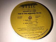 House of Pain - Top O' The Morning To Ya / Put On Your S**t Kickers - SEALED!!