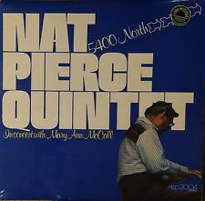 Nat Pierce Quintet-5400 North-Hep 2004-ENGLAND