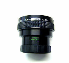 Zaiko Super Wide 0,42  X Macro   S7  49 mm