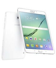 "Genuine Samsung Galaxy S2 Tablet T713 8"" Wifi 3GB Ram 8 mpcam Blanco 2016 Modelo"
