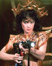 MELODY ANDERSON autographed 8x10 color photo      DALE FROM FLASH GORDON