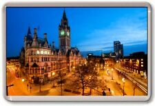 FRIDGE MAGNET - MANCHESTER CENTRE - Large Jumbo - England UK