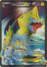 x1 Manectric-EX - 113/119 - Full Art Pokemon XY Phantom Forces M/NM