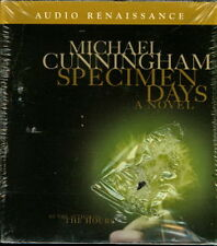 Audio book - Specimen Days by Michael Cunningham    -    CD