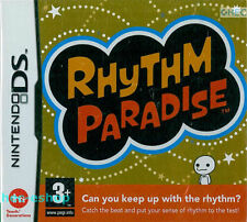 Rhythm Paradise Nintendo DS - Very Good - 1st Class Delivery