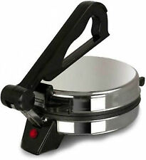 Original Eagle Brand Electric Roti And Papad Maker With Non-stick Coating