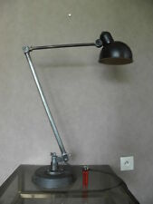 table lamp arms Arbeitsleuchte kaiser Desk light Bauhaus Machine age Fabrilux