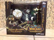 World of WarCraft Pandaren Brewmaster Chen Stormstout
