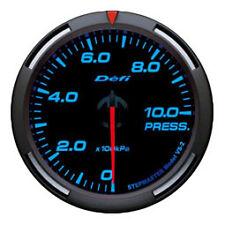 Defi Racer Gauge 60mm Pressure Meter DF11604 Blue