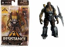 """Resistance Ravager 5"""" Deluxe Action Figure Series 1 Playstation New MOC Mint"""