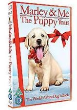 MARLEY & ME 2 THE PUPPY YEARS DONNELLY RHODES FOX UK 2011 REGION 2 DVD L NEW