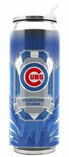 Chicago Cubs Stainless Steel Thermo Can - 16.9oz [NEW] Tumbler Mug Coffee
