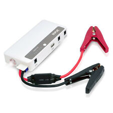 New PBPK42 5 in 1 Portable Car Jump Starter +Power Bank Car Charger W/Flashlight