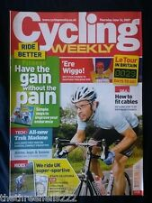 CYCLING WEEKLY - HOW TO FIT CABLES - JUNE 14 2007