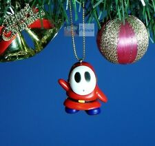CHRISTBAUMSCHMUCK *R8 Home Party Weihnachten NINTENDO Super Mario Bros Shy Guy