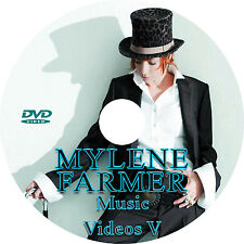 Mylene Farmer  Music Videos V DVD No case