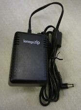 iomega zip power supply adapter psu 02000120 FE4823 050E100 5v 1000mA UK Plug