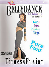 Bellydance Fitness Fusion for Everybody with Suhaila - Box Set DVD, 2005, 4-Disc