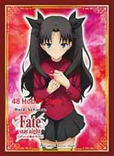 Weiss Fate/stay night Unlimited Blade Works Rin Tohsaka PROMO Card Sleeves