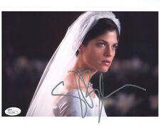 SELMA BLAIR Signed 10X8 Color Photo with a JSA (James Spence) COA