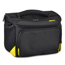 Camera Large Size Camera Bag Carry Case With Waterproof Cover for Nikon SLR D800