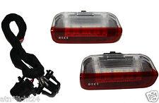 LED SMD Türbeleuchtung Innenraumbeleuchtung für VW Golf 6 VI Tiguan Weiss / Rot