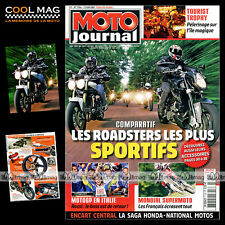 MOTO JOURNAL N°1764 YAMAHA FZ1 KTM 990 SUPERDUKE TRIUMPH 1050 SPEED TRIPLE 2007