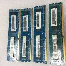 4GB RAMAXEL PC3-10600U DDR3 1333 Mhz Non-ECC Desktop PC Memory for Lenovo PCs