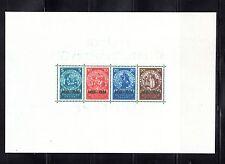 Deutsches Reich: 1933 - Block 2 Nothilfe - Mi-Nr. 508-511 - ungebr. - FAKSIMILE